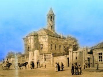Апанаевская мечеть казань знакомства